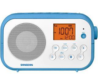 Radio Sangean Traveller 120 PR-D12BT FM/ AM Bluetooth con pilas