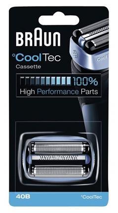 Accesorio . Braun Cooltec hp 40 b