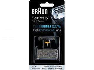 Accesorio Afeitadora Braun Combi Pack 51  ...