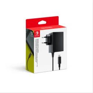 Accesorio Nintendo Switch Adaptador Corriente