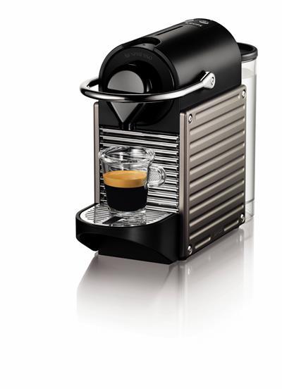 Cafetera Capsulas Nespresso Krups Xn304tpr5 Pixi ...