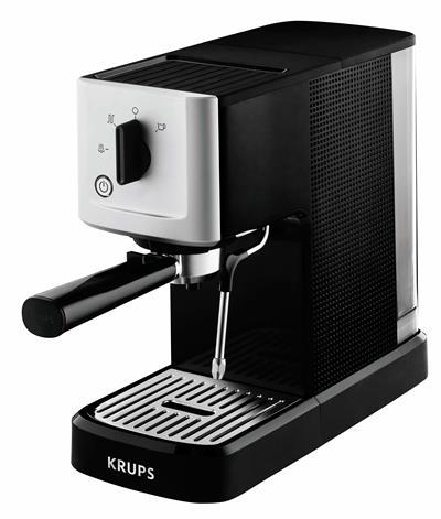 Cafetera Express Krups Xp344010 15Bares
