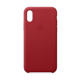 Carcasa  Apple Mrwk2zm/A Iphone xs Leather Red