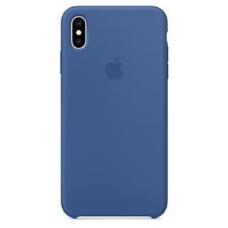 Carcasa  Apple Mvf62zm/A Iphone xs Max Silicone  Delft Blue