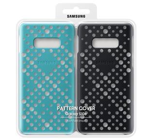 Carcasa  Samsung Ef-Xg970cbegww Patern Covr S10 ...