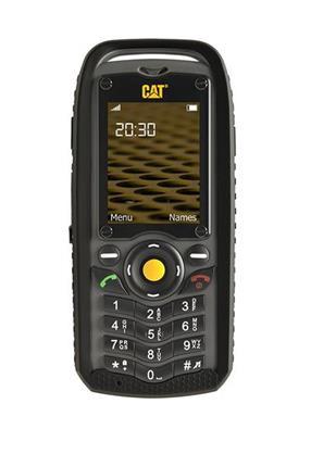SMARTPHONE CAT B25 DUAL-SIM BLACK WEST EU·