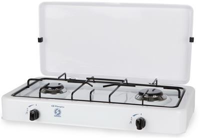Cocina Hornillo Orbegozo fo 2350 2 Fuegos
