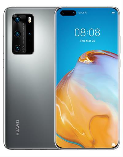 Huawei P40 Pro 5g 8Gb Ram 256 Dual-Sim Silve ...