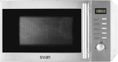 Microondas Inox Con Grill Svan Svmw720gx ...