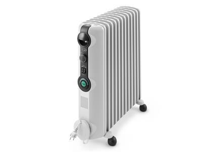 Radiador abierto Delonghi Trrs1225c 2500W 12 ...