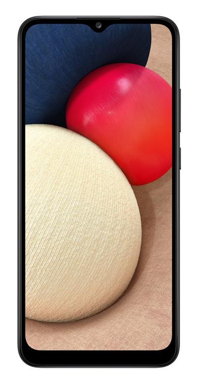 Samsung A02s 3/32Gb Dual Sim Black EU