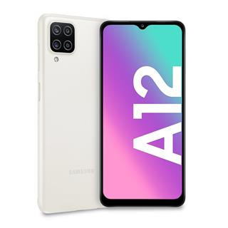 Samsung A12 Dual Sim 128Gb White EU