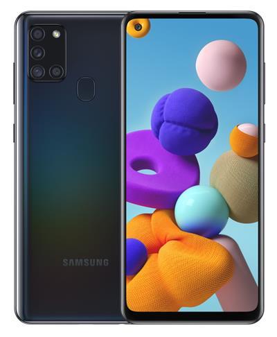 Samsung A21s  32Gb Dual-Sim Black EU