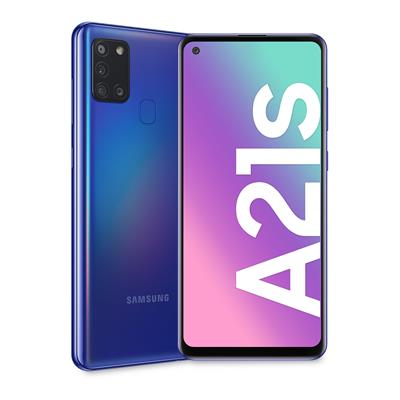 Samsung A21s ds 4/128Gb Blue EU