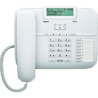 Teléfono fijo con ID de llamadas Gigaset Da71 ...