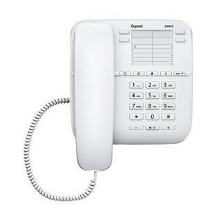 Teléfono Fijo Gigaset  Fijo Da410 Blanco