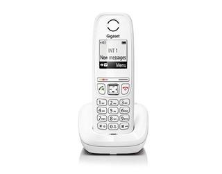 Teléfono inalámbrico Gigaset AS405 Blanco