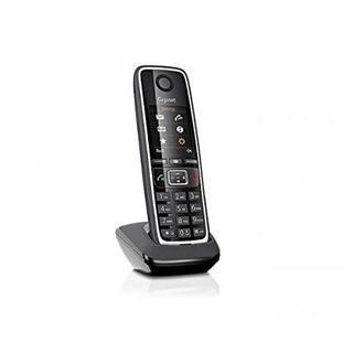 Telefono inalámbrico Gigaset Sup C530 HX Negro