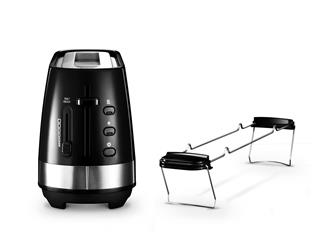TOSTADOR . DELONGHI CTLA3103.BK COLLECTION A·