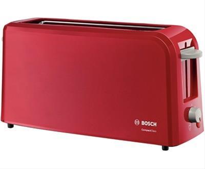 Tostador Bosch Tat3a004 Largo Rojo