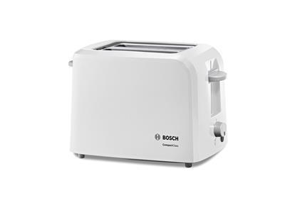 Tostador Bosch Tat3a011 Compacto Blanco