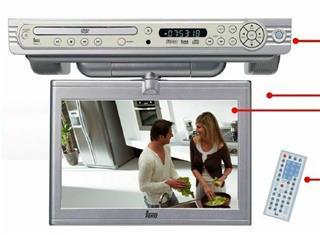 TV COMBO DVD TEKA TDVD-11 10.2´´,SIN TDT,·