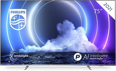 Televisor Philips 75Pml9636/12 75' LED UHD 4K Smart tv Ambilight