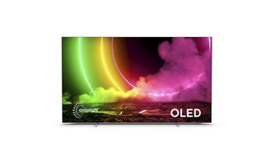 """tv Oled 48"""" Philips 48Oled806/12 4k Uhd.Smart t ..."""