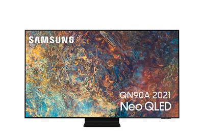 "Televisor Samsung Qe55qn90aatxxc 55"" QLED UHD 4K ..."