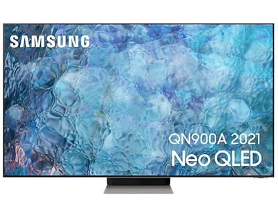 "Televisor Samsung Qe65qn900atxxc 65"" QLED 8K Neo ..."