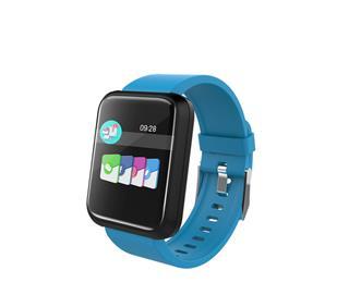 x Reloj  Brigmton Bsport-17-A Pulsera de Actividad  Azul Bsport-