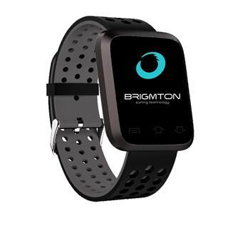 x Reloj  Brigmton Bsport-18-N Pulsera de Actividad  Negro Bsport