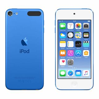 x Reproductor  Apple Mvj32py/A Ipod Touch 128Gb - Blue