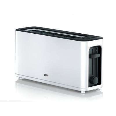 x Tostador  Braun Ht3100wh 1000W.Blanco