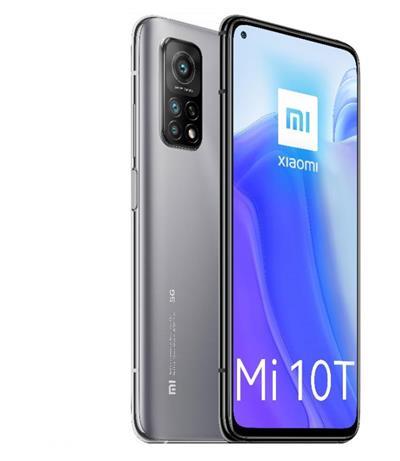 Xiaomi mi 10T 5g 8/128 Lunar Silver EU