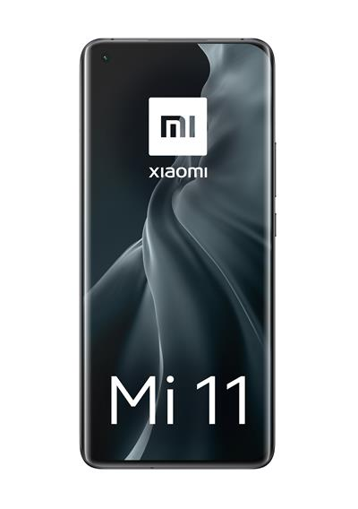 Xiaomi mi 11 5g Dual Sim 8/256Gb Midnight Gray EU