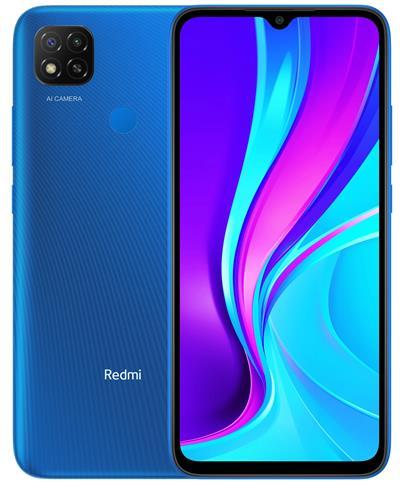 SMARTPHONE XIAOMI REDMI 9C 3GB 64GB 6.53 BLUE