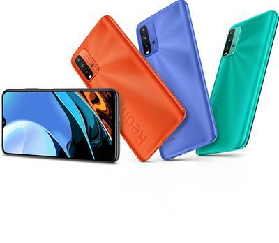 Xiaomi Redmi 9t 128Gb 4Gb Ram Dual-Sim Green  EU