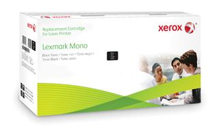 XEROX LEXMARK HIGH YIELD BLACK TONER  MS710/MS711/MS810/MS811/MS