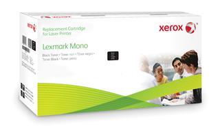 Xerox Extra Hi Yild Blck Tnr Cart f/Lxmrk