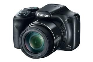 CANON POWERSHOT SX540 HS BLACK       21.1MPX ...