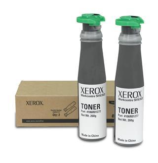 Botella de tóner negro Xerox WorkCentre 5020 2uds