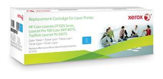 Xerox Toner CLJ ser CP1025 Cyan