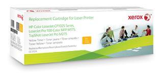 Xerox Toner CLJ ser CP1025 Yellow