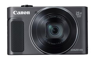 Canon Powershot SX620 compacta HS 20.2MP negra