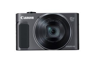 CANON POWERSHOT SX620 HS BLACK       20.2MP 18X ...
