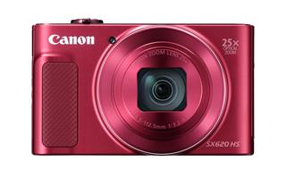 CANON POWERSHOT SX620 HS 20.2MP      25XOPT 3IN 45MB RED
