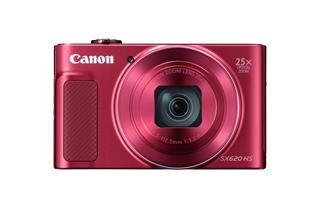 CANON POWERSHOT SX620 HS RED         20.2MP 18X ...