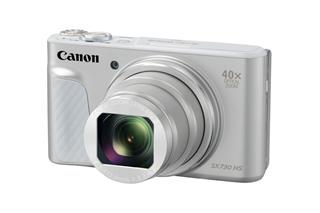 CANON POWERSHOT SX730 HS SILVER 20.3MP 40XOPT 3.0IN LCD