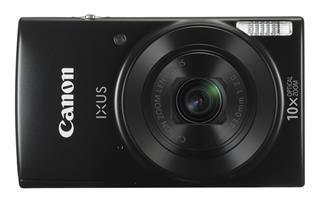 CANON IXUS 190 BLACK                 CCD 10X ...